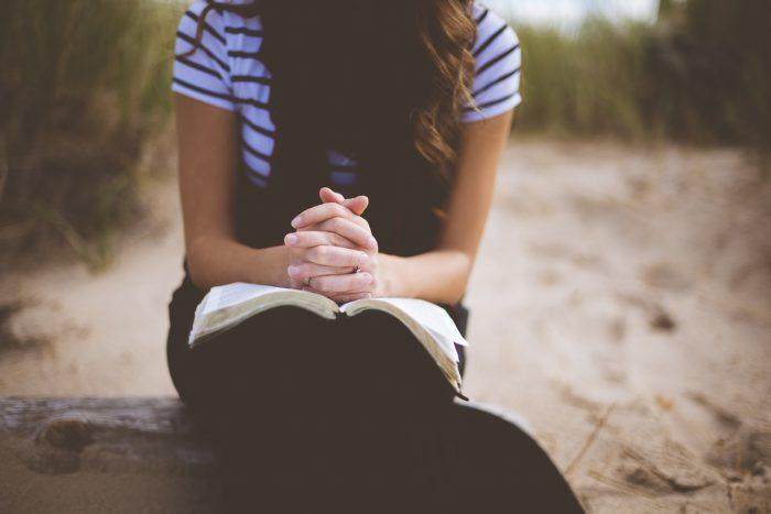 Woman, Pray